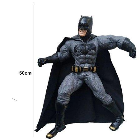 Boneco Batman Gigante Articulado 50 Cm Mimo
