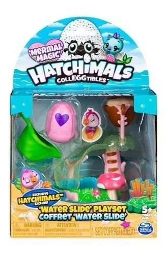 Playset Cenário Toboágua Hatchimals Colleggtibles 2017 - Sun