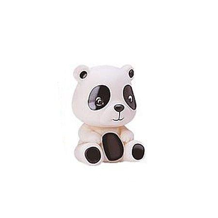 Brinquedo Panda de Vinil Brincar e Dar Banho