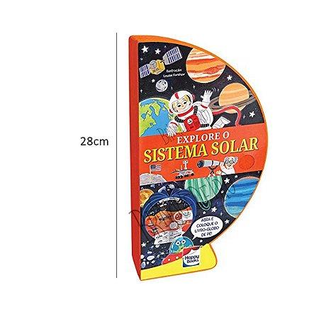 Livro Globo Sistema Solar Explore Educativo