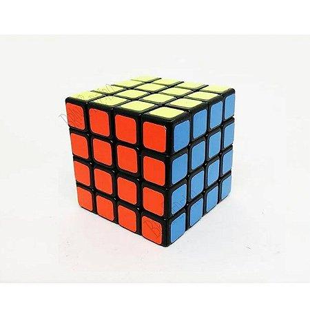 Cubo Mágico 4x4 Adesivado Profissional Colorido