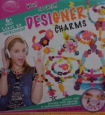 Kit PULSEIRAS designer charmes
