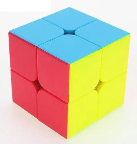 Cubo Mágico Fácil 2x2 Profissional para Iniciantes