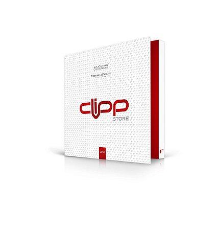 Sistema Clipp Store 2018 Full Box para Gerir Sua empresa Sem Mensalidades - Compufour