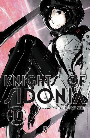 Knights of Sidonia #10 Início de Kanata