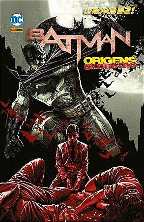 Batman: Origens Secretas