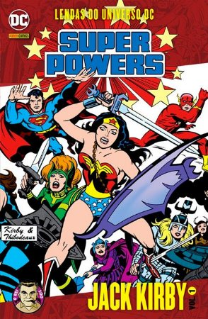 Lendas do Universo DC: Super Powers por Jack Kirby #1