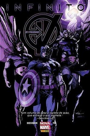 Os Vingadores: Infinito #1