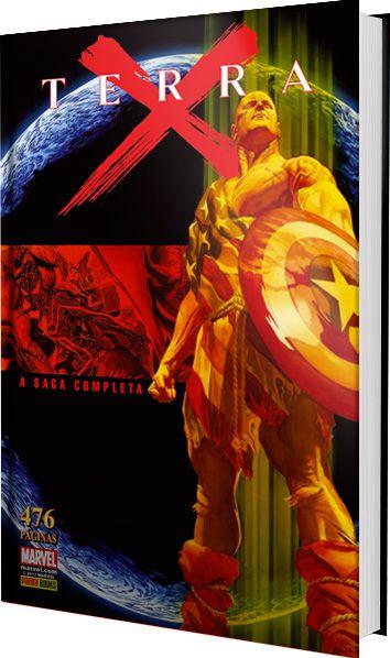 Terra X A Saga Completa