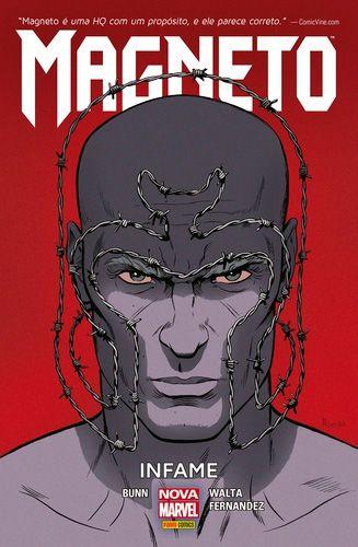 Magneto #1 Infame