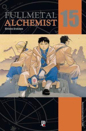 Fullmetal Alchemist #15