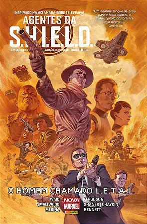 Agentes da SHIELD #2 Capa Dura