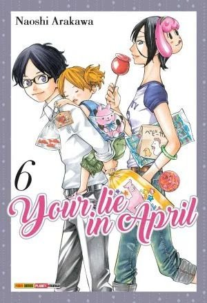 Your Lie in April #6
