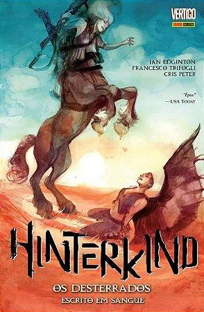 Hinterkind: Os Desterrados #2