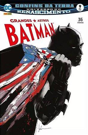 Grandes Astros Batman: Renascimento #9