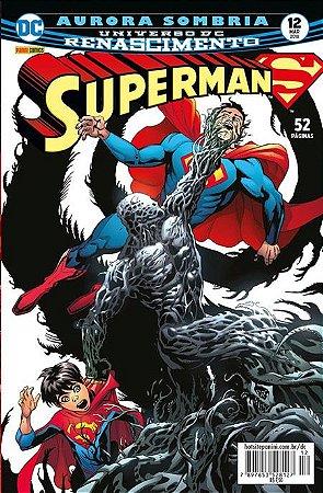 Superman: Renascimento #12
