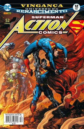 Action Comics: Renascimento #12