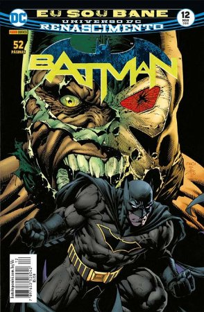 Batman: Renascimento #12