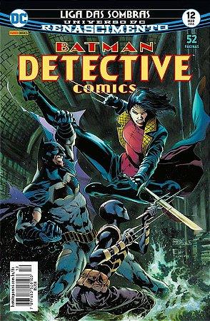 Detective Comics: Renascimento #12