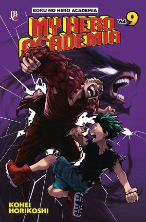 My Hero Academia #9