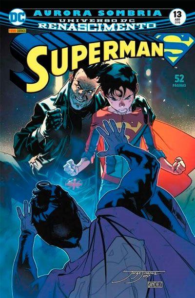 Superman: Renascimento #13