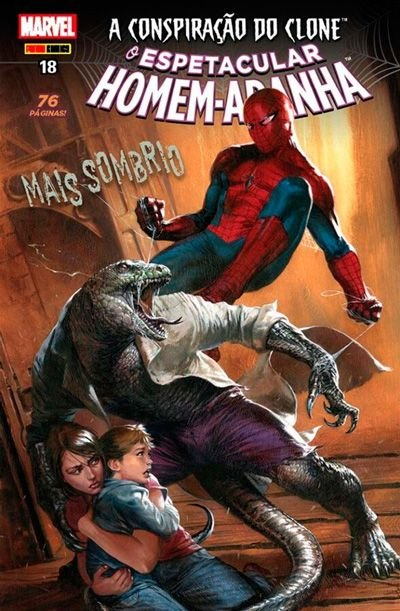 O Espetacular Homem-Aranha #18