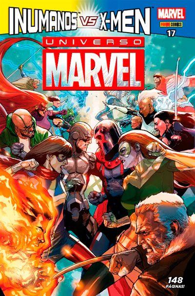 Universo Marvel #17