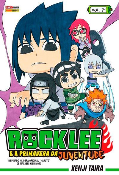 Rock Lee # 4