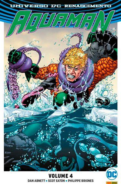Aquaman: Renascimento #4