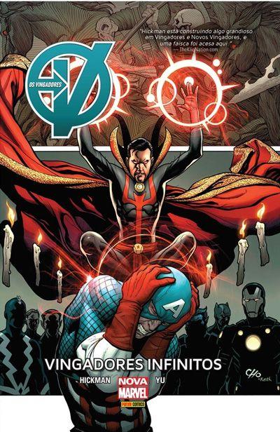 Os Vingadores: Vingadores Infinitos