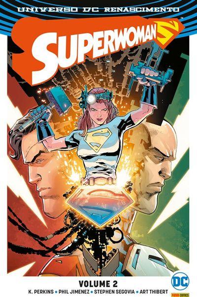 Superwoman: Renascimento #2