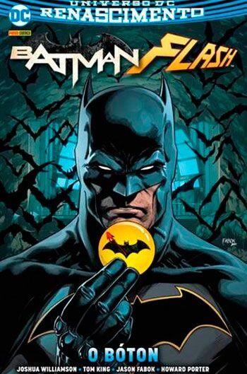 Batman - Flash Renascimento: O Bóton
