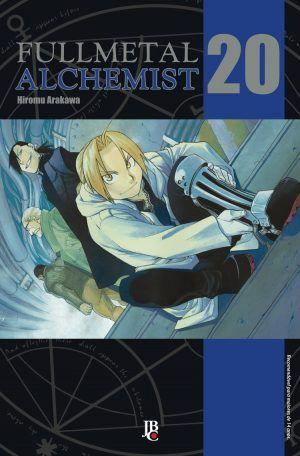 Fullmetal Alchemist ESP. #20