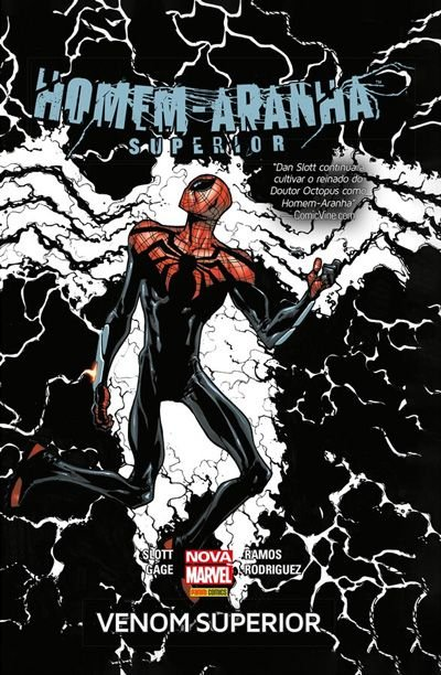 Homem-Aranha Superior: Venom Superior