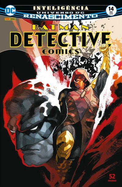 Detective Comics: Renascimento #14