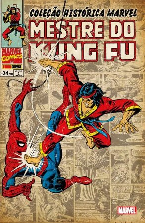 Coleção Histórica Marvel: Mestre do Kung Fu #2