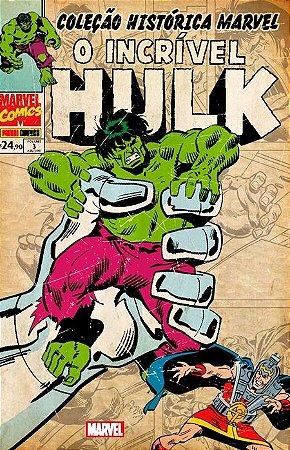 Coleção Histórica Marvel: O Incrível Hulk #3