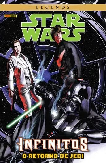 Star Wars Legends: Infinitos O Retorno de Jedi