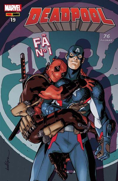 Deadpool #19 - com Poster Grátis