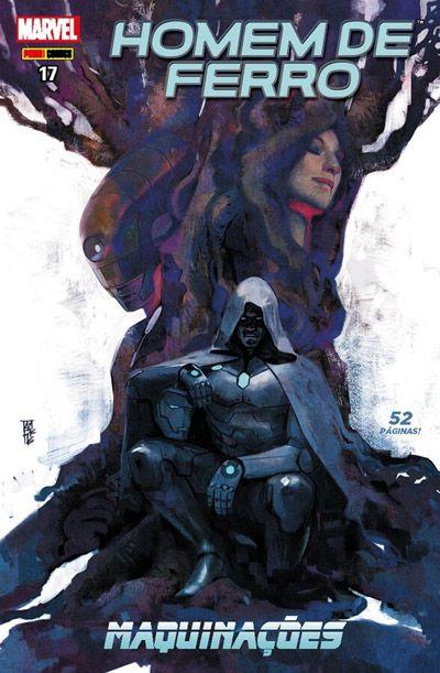 Homem de Ferro #17 com Poster Grátis