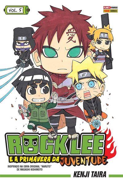 Rock Lee #5