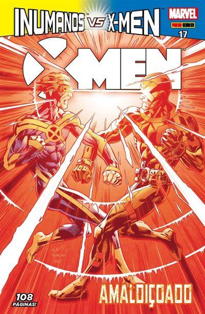 X-Men #17 - com Poster Grátis