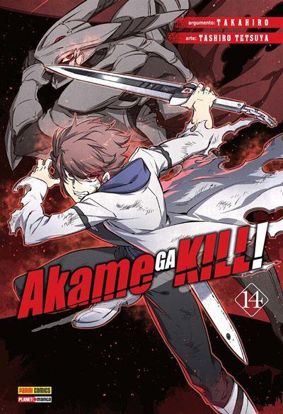 Akame ga Kill! #14