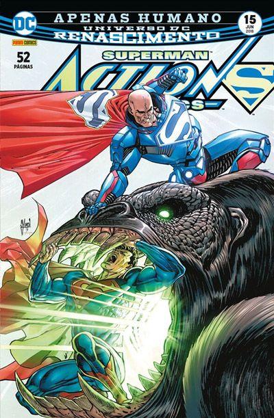 Action Comics: Renascimento #15