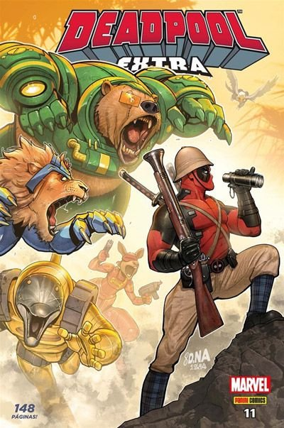 Deadpool Extra #11