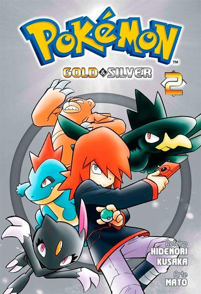 Pokémon Gold & Silver #3
