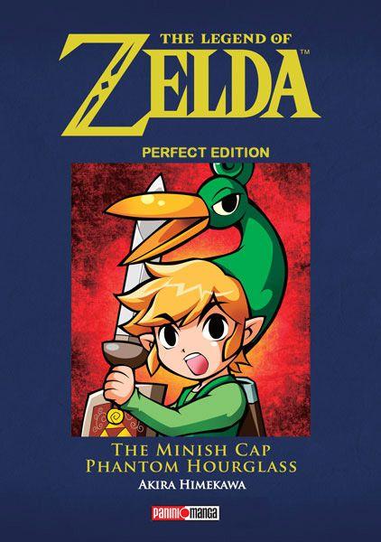 The Legend of Zelda #4 The Minish Cap Phantom Hourglass