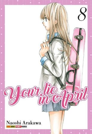 Your Lie in April # 8