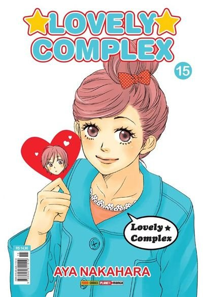 Lovely Complex #15