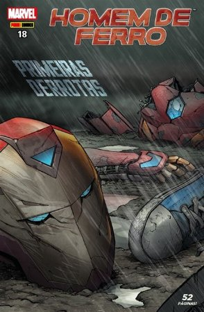 Homem de Ferro #18